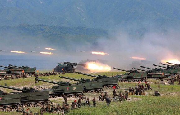 Coreia do Norte ameaça afundar todo o território dos Estados Unidos, Coreia do Norte ameaça afundar todo o território dos Estados Unidos, Guarulhos Gng