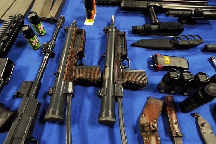 Armas psp com novo site sobre uso e porte de armas for Uso e porte de arma