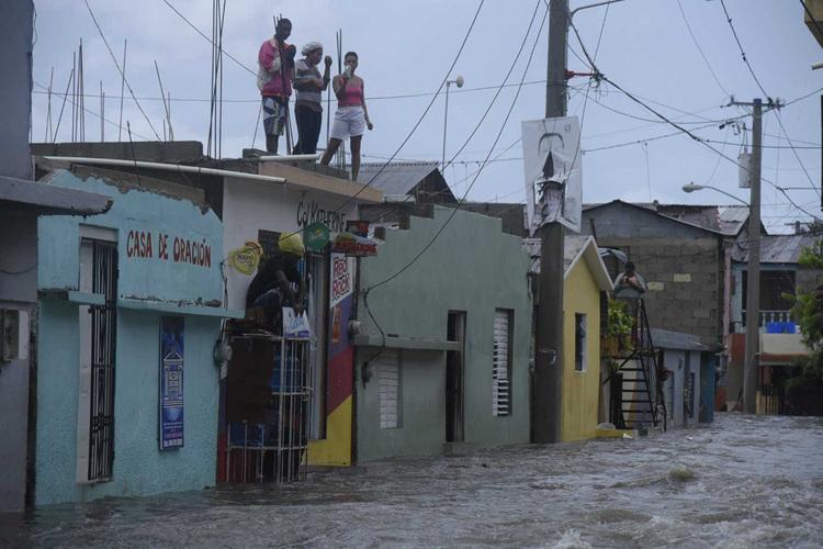 O furacão Irma deverá chegar à costa da Florida este
