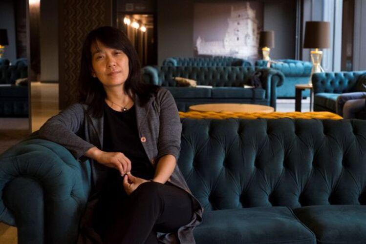A escritora sul-coreana Han Kang esteve no Porto para falar