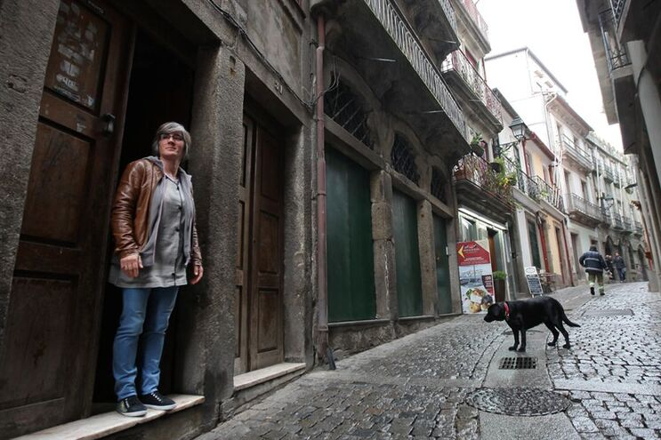 """Centro histórico do Porto regista despovoamento """"sem travões"""""""