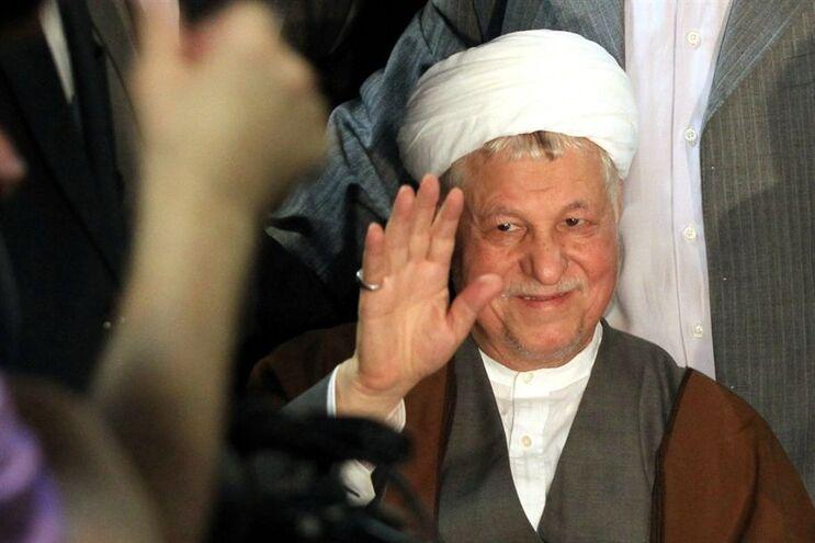 Resultado de imagem para Morreu antigo presidente iraniano Rafsanjani