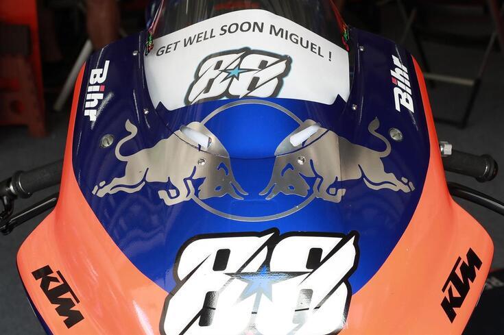 MotoGP: queda de Miguel Oliveira pode levar o GP da Austrália a mudar as datas