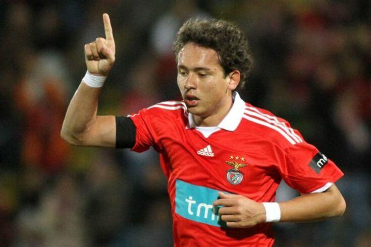 Keirrison já jogou em Portugal