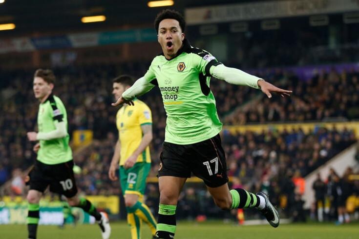 Hélder Costa pode estar de saída do Wolverhampton
