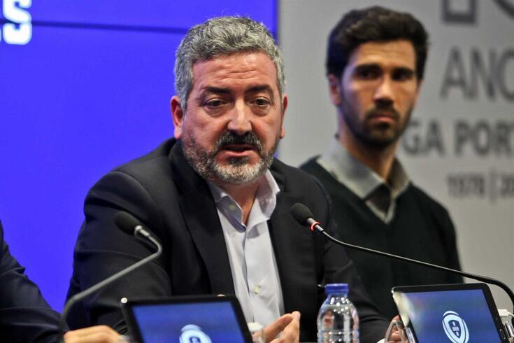 Joaquim Evangelista, presidente do Sindicato de Jogadores