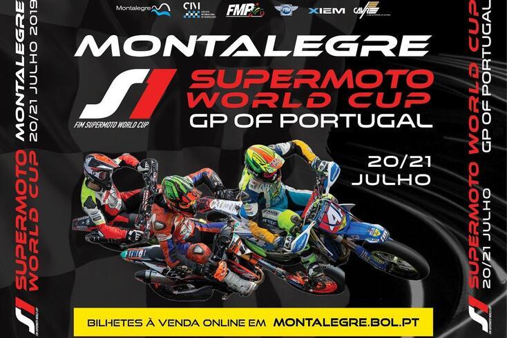 Montalegre recebe Taça do Mundo FIM de Supermoto