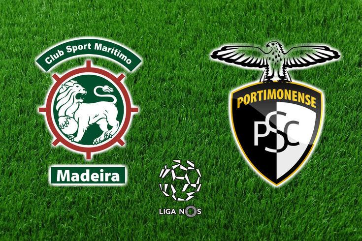 DIRETO | Marítimo-Portimonense