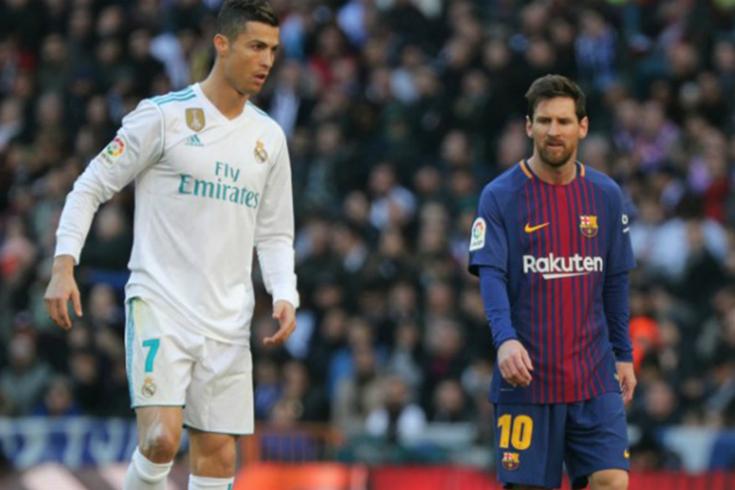 Cristiano Ronaldo e Messi: uma rivalidade histórica