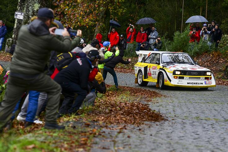 Rally Spirit: Blomqvist diz que a paixão dos portugueses continua igual