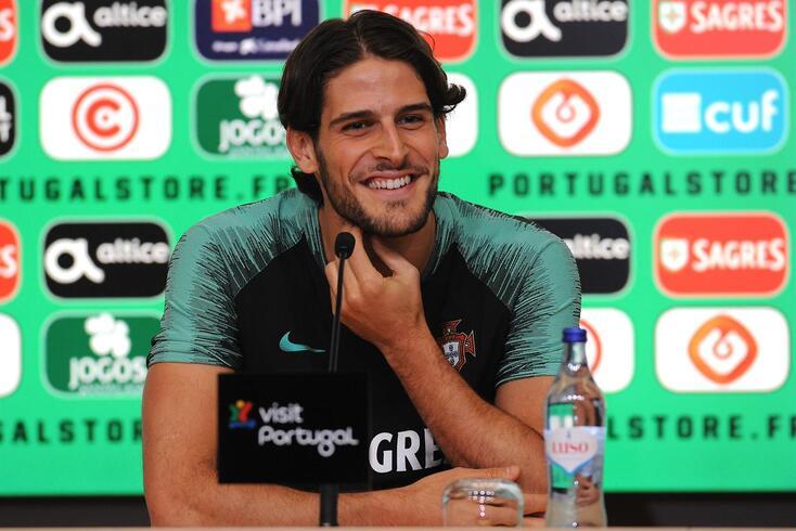 Gonçalo Paciência feliz com o regresso à seleção portuguesa