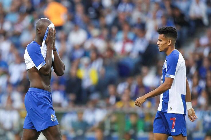 FC Porto eliminado pelo Krasnodar