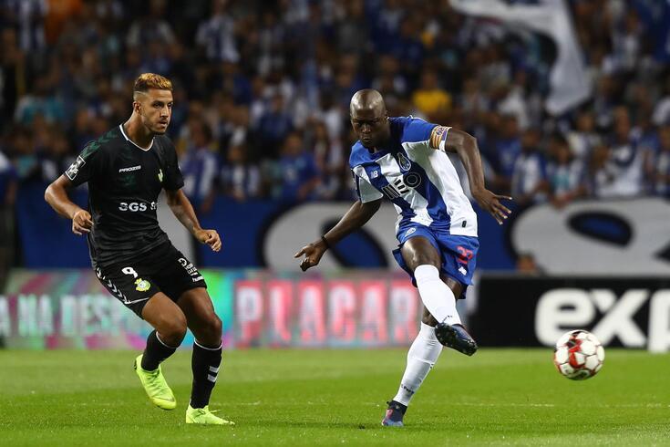 A nova faceta de Danilo no jogo do FC Porto