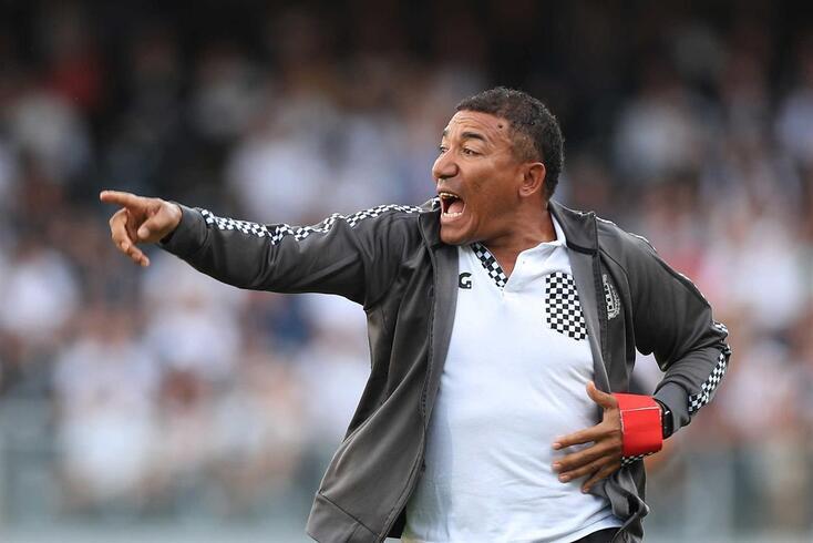 Lito Vidigal, treinador do Boavista
