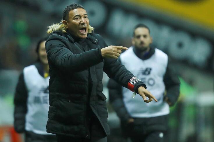 """""""O FC Porto na primeira parte só teve uma oportunidade de golo"""""""