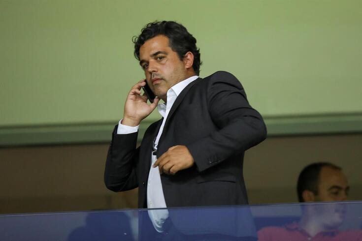 """""""Mandei limpar um espaço no museu do Boavista destinado a uma taça"""""""