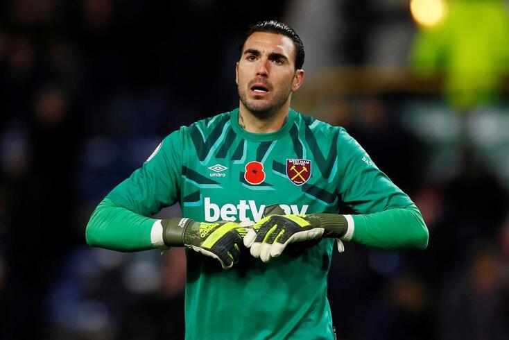Roberto não está a ter a vida facilitada no West Ham.