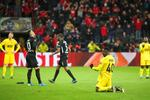 Standard Liège venceu em casa do Eintracht Frankfurt