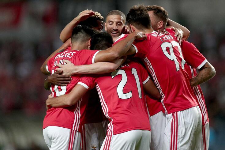 DIRETO | Benfica-Chivas