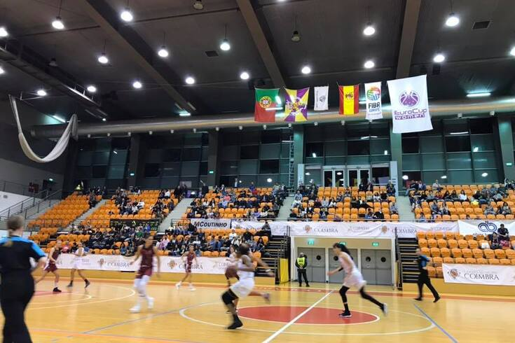 Olivais perde com Lointek Gernika Bizkaia na Europe Cup feminina