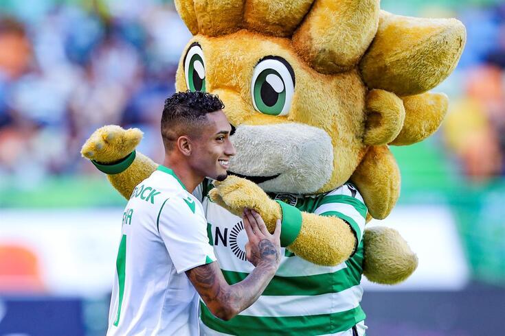 Raphinha é um dos jogadores mais importantes do Sporting