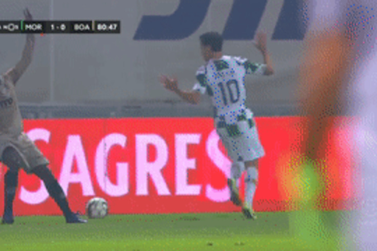 Moreirense-Boavista: autogolo e os axadrezados chegam ao empate