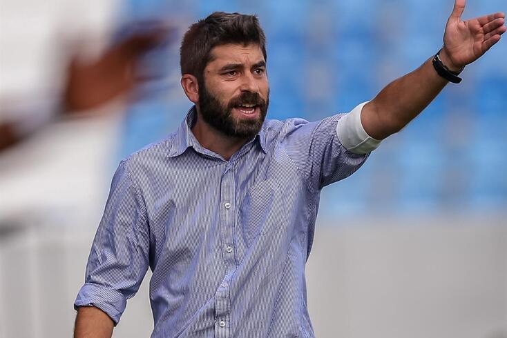 Luís Freire vai tentar devolver o Nacional à I Liga