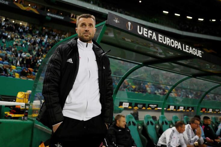 Erik Horneland, treinador do Rosenborg