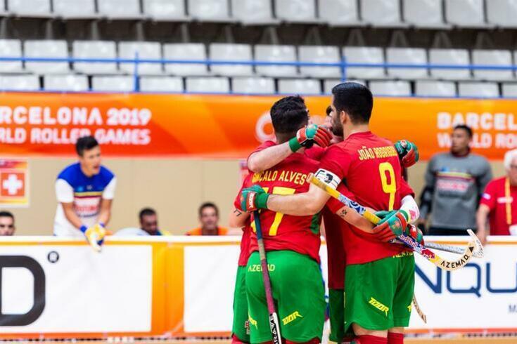 Portugal está nas meias-finais do Campeonato do Mundo