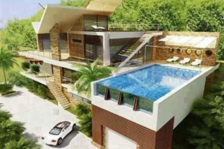 Ser esta a nova casa de cr7 - Casa de cr7 en madrid ...