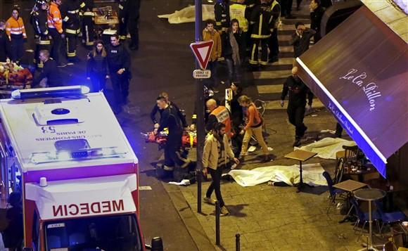 Terrorista identificado no Bataclan era filho de uma portuguesa Ng5171673
