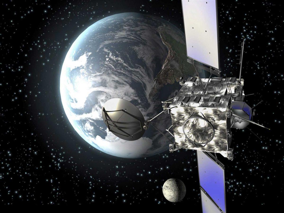 Adeus, Rosetta: sonda espacial se choca contra cometa