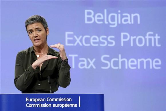 Bélgica obrigada a recuperar 700 milhões de benefícios fiscais