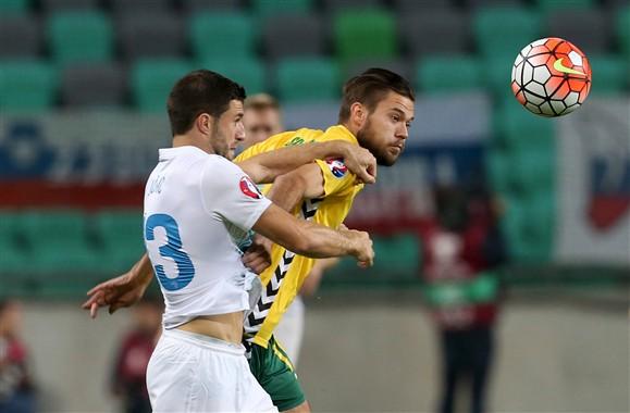 Empresário revela interesse em Lukas Spalvis — Sporting
