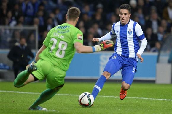 Tello já rescindiu e viaja para Itália no sábado — FC Porto