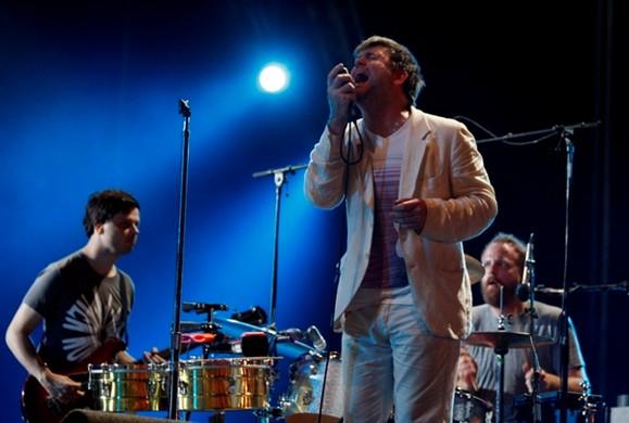 LCD Soundsystem em Paredes de Coura e Robert Plant no Alive