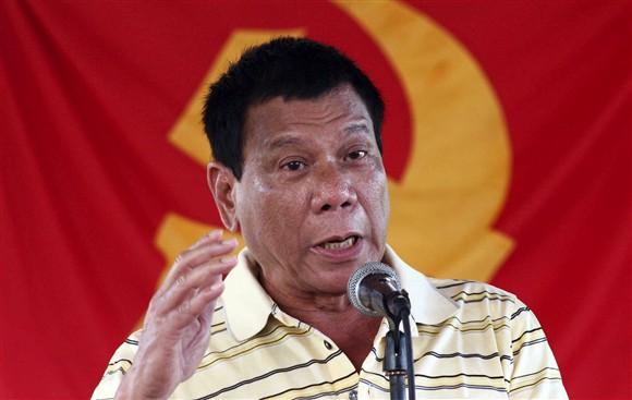 Resultado de imagem para presidente das filipinas
