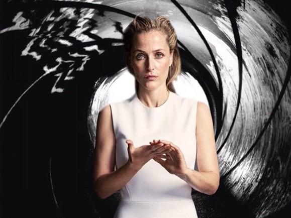 Atriz aprova campanha para ter uma '007' mulher nos cinemas