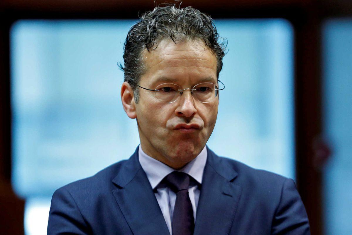 Resultado de imagem para presidente do eurogrupo