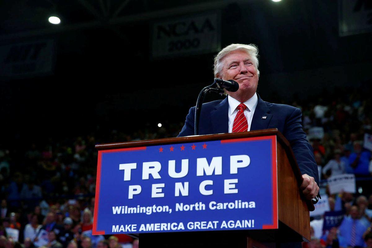 Mais uma de Trump: deixa no ar sugestão de matar Hillary a tiro Ng7442837