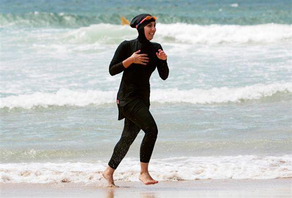Lei proíbe 'biquíni islâmico' em praias de Cannes