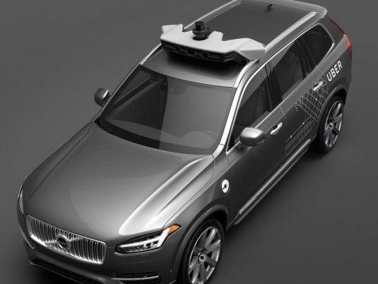 Uber faz corridas com carros autônomos (sem motorista) e grátis