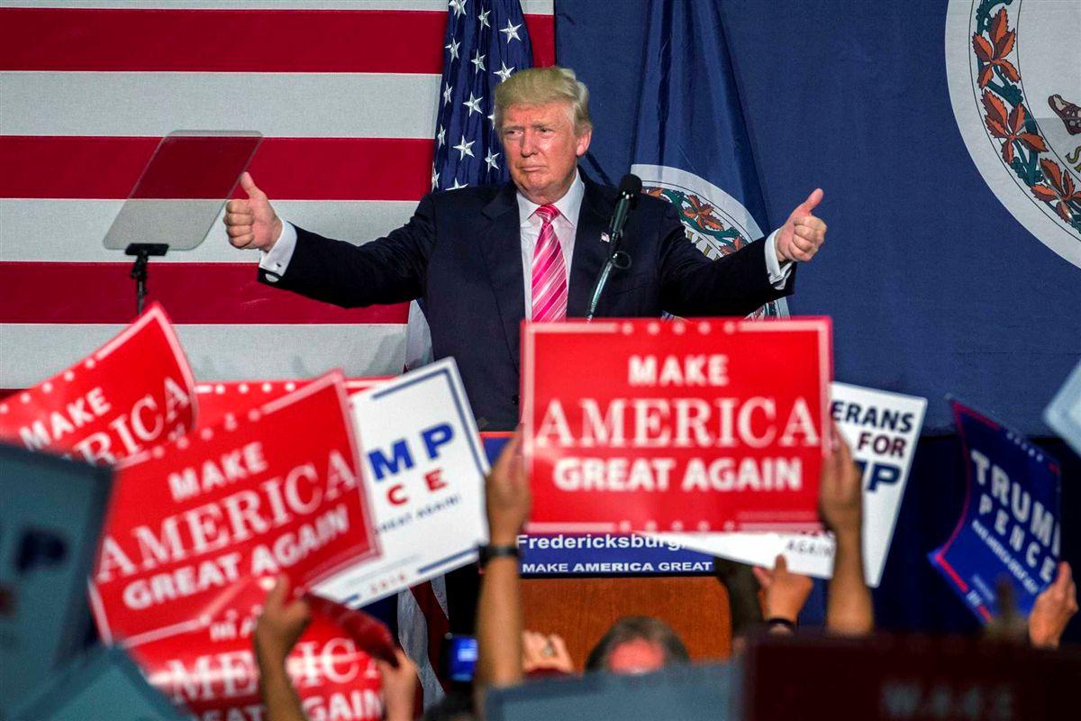 Trump acusa Hillary de 'corrupção digna do Terceiro Mundo'