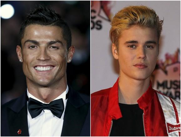 Justin Bieber e Cristiano Ronaldo juntos num filme sobre o Real Madrid