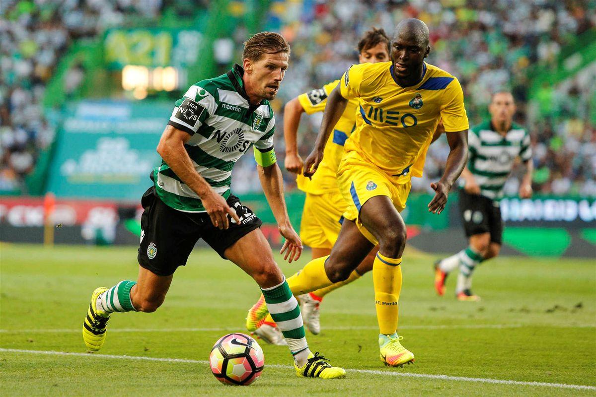 Sporting não recebeu proposta para saída de Adrien