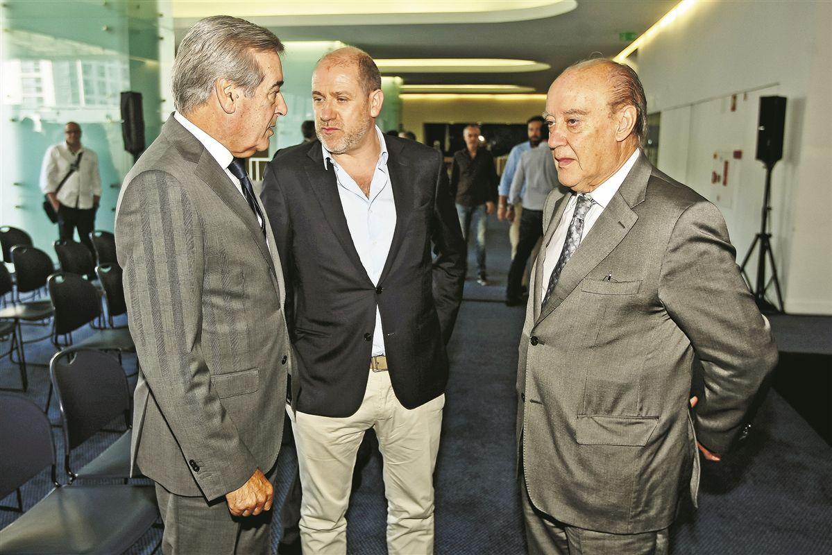 Antero Henrique deixa o FC Porto