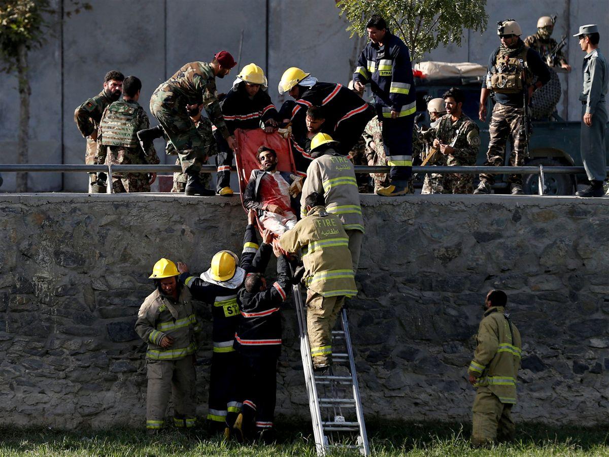 Quatro mortos em ataque a organização não-governamental em Cabul