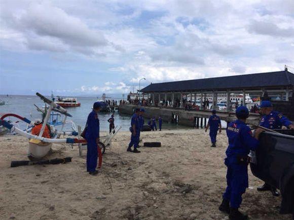 Portugueses feridos em Bali