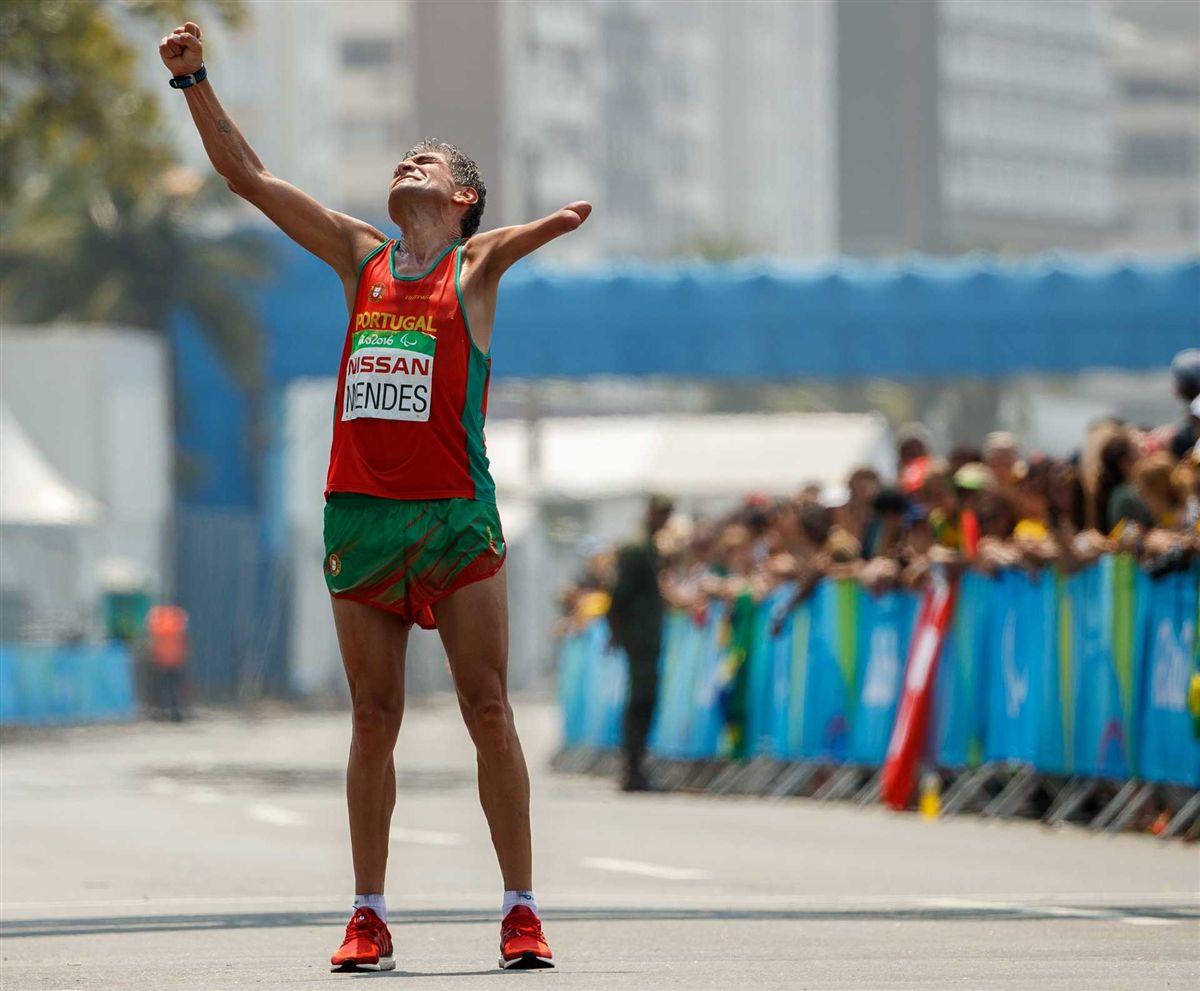 Manuel Mendes conquista mais uma medalha para portugal nos Paralímpicos