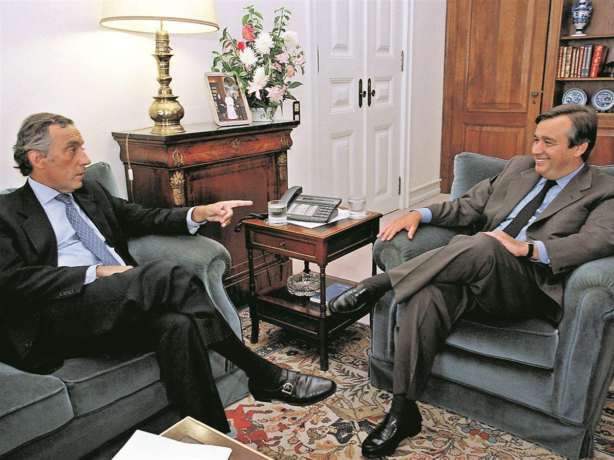 Na casa mundo do compromisso chega Guterres o campeão da conciliação